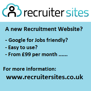 Recruitment website platform software